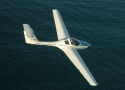 Grob Motorglider over Cape Byron