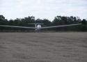 Grob 103 Landing