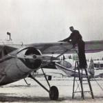 Norm Sanders 1938 Fairchild 24J