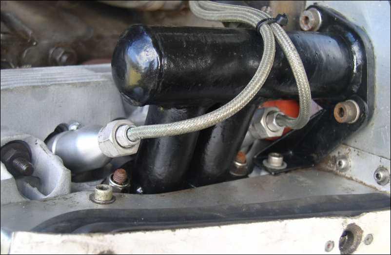 Automotive Sparklug Adaptors for VW Aero Engines